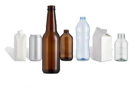 primaire verpakkingen flessen