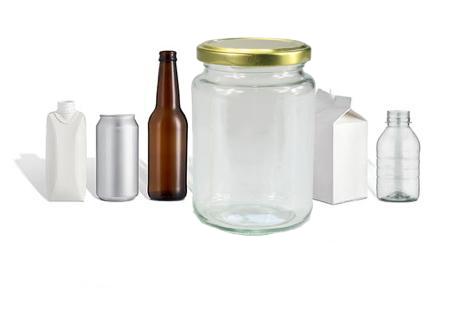 primaire verpakkingen potten