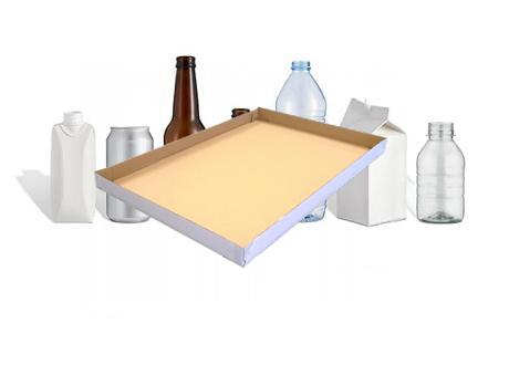 secundaire verpakkingen trays